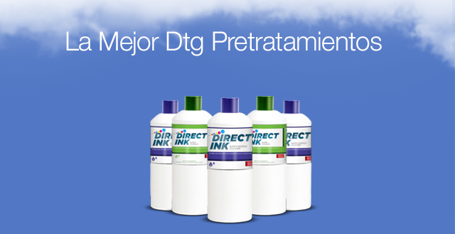 The Best DTG Pretreatment